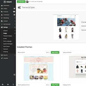 3dcart ecommerce website 01
