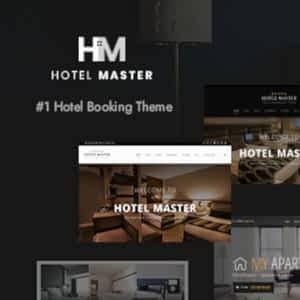hotel master wordpress theme 01