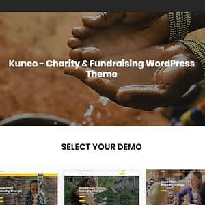 kunco charity theme 01