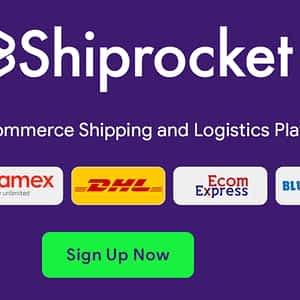 shiprocket courier service 01