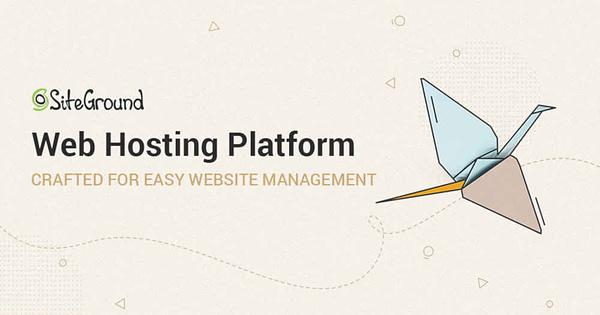 SiteGround Web Hosting 02