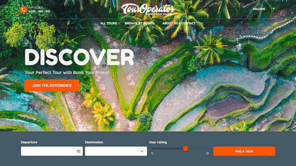 book your travel online booking wordpress theme 02
