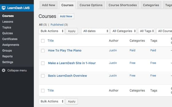 learndash learning management system 03