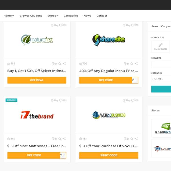 coupons and deals wordpress theme 03