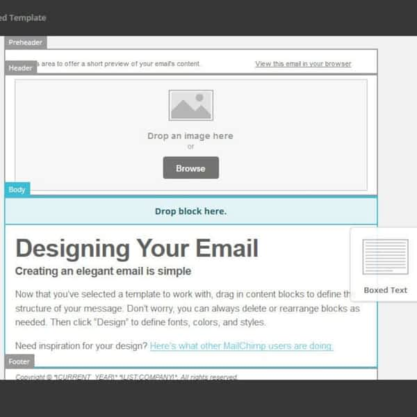 mailchimp newsletter subscription 05