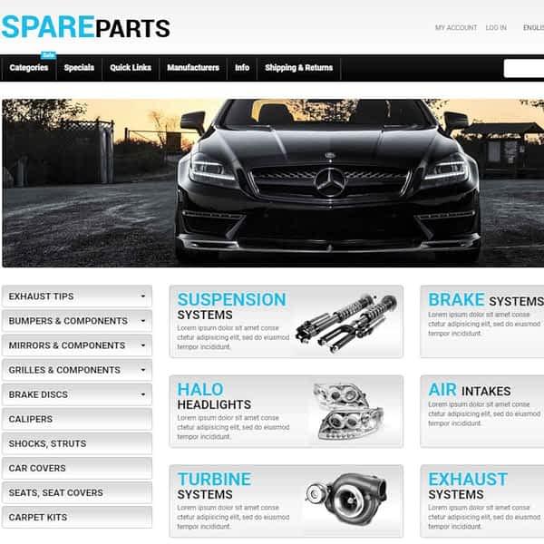 spare parts zencart template-01