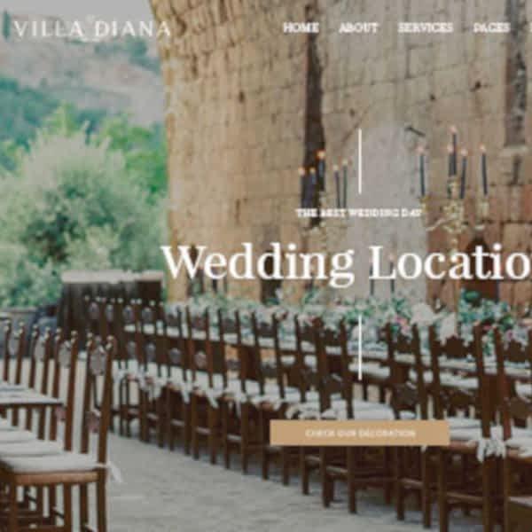 wedding industry wordpress theme 02