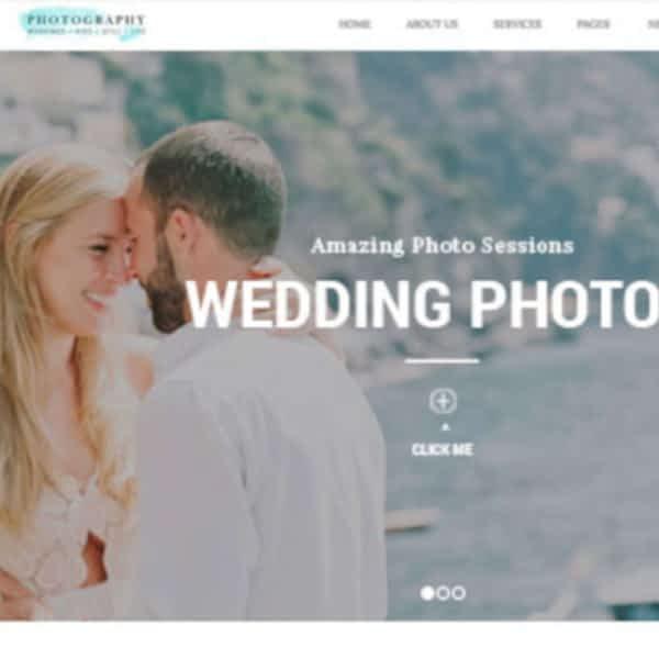 wedding industry wordpress theme 03