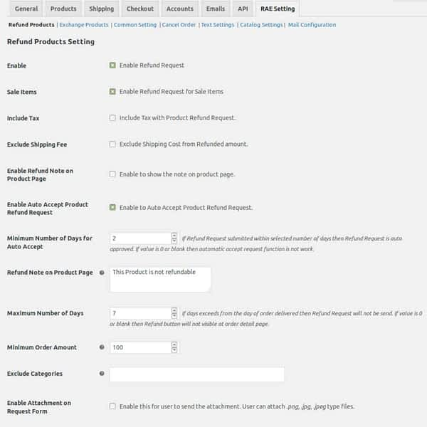 woocommerce refund and exchange with rma 03