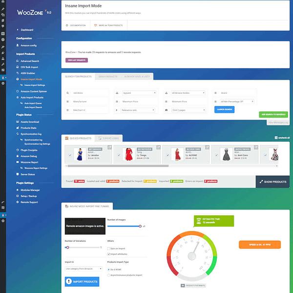 Woozone Woocommerce Amazon Affiliate Plugin 07