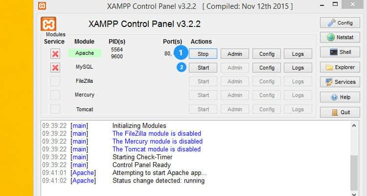 Install Magento 2 in XAMPP with Sample data 01