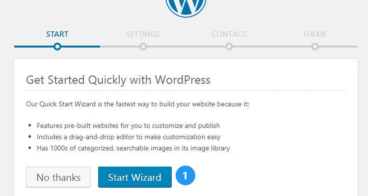 Managed WordPress Hosting - Get Started 01