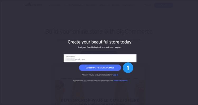 How to start Bigcommerce online store 02