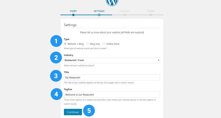 Managed WordPress Hosting - Get Started 02