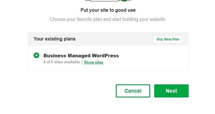 Setup Manage WordPress Hosting 02