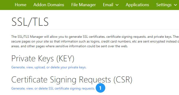 04 SSL TLS Private Key