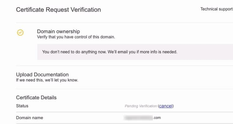 05-Certificate Request Validation