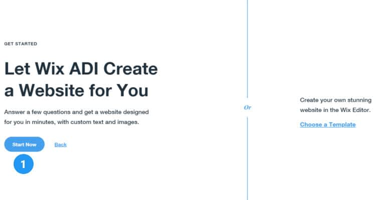 How to start a Wix online store 03