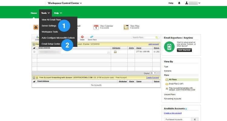 02 configure email clients