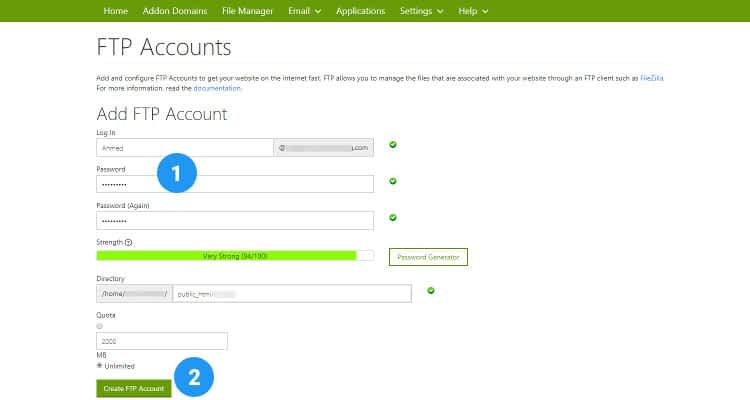04 Create User Account